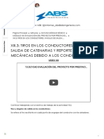 DLTCAD-MÓDULO BÁSICO_ XIII.3_ TIROS EN LOS CONDUCTORES, ÁNGULO DE SALIDA DE CATENARIAS Y REPORTE DE CARGAS MECÁNICAS DEBIDO A LOS CONDUCTORES