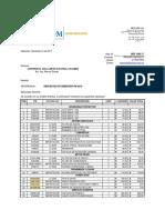 Repuestos Sugeridos SPM4210 27-10-2017