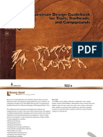 USDA Forest Service_Equestrian Design Guidebook for Trails, Trail Heads, And Campgrounds