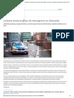 Homem atropela grupo de estrangeiros na Alemanha _ Notícias sobre política, economia e sociedade da Alemanha _ DW _ 01.01.2019