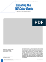 Updating the IEEE Color Books