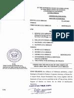 Ghanaian Court Ruling