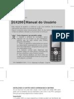 Manual GX200