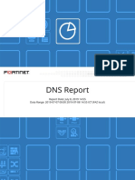 DNS Report