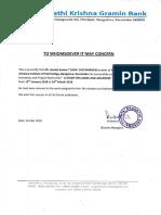 A Study on Loans and Advances at Pragathi Krishna Gramin Bank Bangalore.pdf