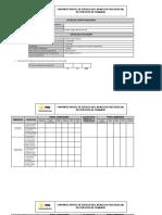 5. Formato de Perfil de Riesgo Del Analisis Psicosocial de Puestos s de Trabajo