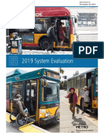 King County Metro 2019 System Evaluation