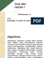 Algoritma dan Pemgraman I.ppt