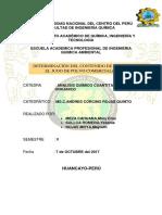 DETERMINACIÓN DEL CONTENIDO DE VITAMINA C EN EL JUGO DE POLVO COMERCIAL(NEGRITA)