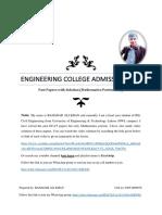 ECAT Past Papers (Mathematics Portion)