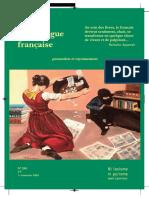 Défense de la langue française 269