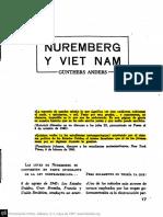 ANDERS. Nuremberg y Viet Nam