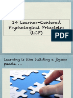 Facilitating Learner-Centered Approach