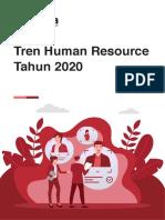 Talenta  HR Tren 2020