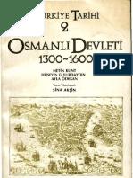 Türkiye Tarihi II; Osmanlı Devleti 1300-1600(kitap-indir.blogspot.com)