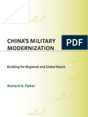 China S Military Modernization People S Liberation Army Otto Von Bismarck