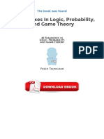 Online Free Ebooks Download 40 Paradoxes In Logic Probability And Game Theory