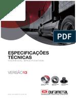 Durametal Catalogo Aplicação 2019
