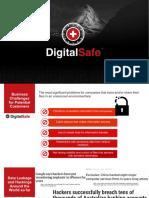Digital Safe Cyber Security Information