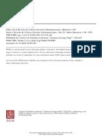 Índice de la RCLL (1-50)