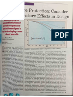 Consider Low Temperature Effects  during design
