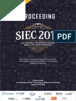 Proceeding SIEC 2018
