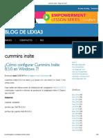 cummins insite - Blog de lexia3