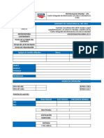 Protocolo de pruebas - UPS