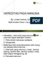 HEREDITAS PADA MANUSIA.ppt