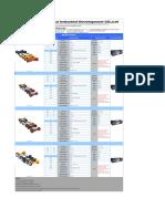 Blue-Hai-Scooter price list 2016-12-01
