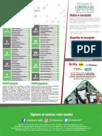 PLAN DE ESTUDIO INGENIERÍA ELECTRÓNICA RETIRO