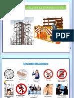 seguridad durante la construcción