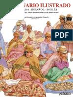 Diccionario ilustrado aymara-español-inglés
