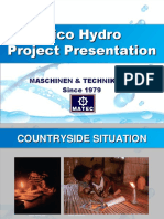Pico Hydro Presentation