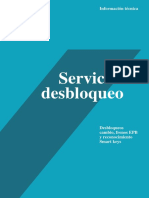 DESBLOQUEO COCHES