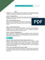 CONTENIDO PROGRAMÁTICO electiva 5