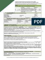 formulario de Reevaluación FIL  2°MEDIO