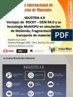 10. Ventajas de ROCKY-DEM R4.0 en simulacion de molienda CONMINUCION(ESSS-R4).pdf