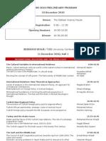ATCOSS Program Draft