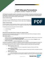 Suporte - SAP Ariba