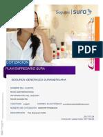 COTIZACION SURA SUPERMERCADO.pdf