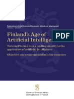 Finlandia Age of Artificial Intelligence