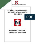 Movimiento Regional Obras por Amazonas