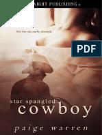 Paige Warren - Cowboy tachonado de estrellas