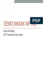 Demo Masak MP-ASI