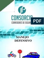 MANEJO DEFENSIVO CONSORCIO JP