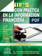 Las NIFS. Aplicacion Practica en la Informacion Financiera