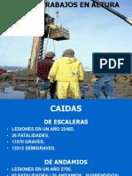 TALLER DE TRABAJOS EN ALTURA