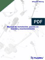 ESP_Manual agitadores FluidMix Ed. 18.01 r2[2419]