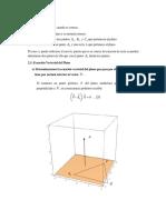 2. El Plano. Ecuación. Teoremas. Aplicaciones (Ejercicios y Problemas)